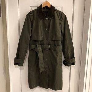 J. Crew Field Trench Coat